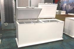 Ларь морозильный aucma BD-560 560 л. 2 крышки 18 - 30C