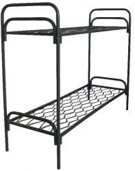 Прочные и удобные металлические кровати