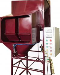 Оборудование для фасовки древесного угля, пеллет, гранул