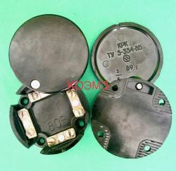 Коробка КРК 80В ТУ 3-334-85 карболит