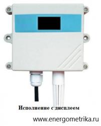 Датчик контроля угарного газа на парковках EnergoM-3001-CO
