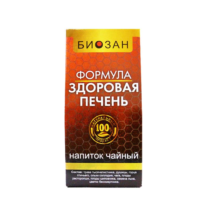 Чай Здоровая Печень для восстановления печени - ОРЕНБУРГ