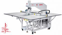 Швейный автомат шаблонный контурный программируемой строчки