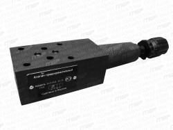 Клапан предохранительный модульного монтажа КПМ-6 3 МКПВ 10 ...