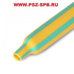 Желто-зеленые термоусадочные трубки
