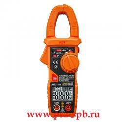 Клещи токовые цифровые Модель MS2118S