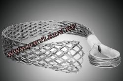 Кабельный чулок удлиненный КЧС 150 1У с одной петлей