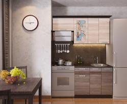 Кухня Венеция-1, правая - левая