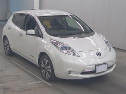 Продам Nissan Leaf, 2015