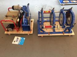 Сварочные аппараты для стыковой сварки ПТ SUD250-450Н