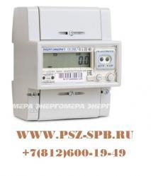 Счетчик электроэнергии однофазный многотарифный CE208-R5 IEC