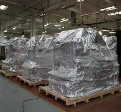 Алюминиевая пленка упаковочная для оборудования