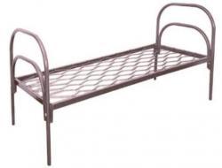 Кровати металлические с лестницами в детские дома