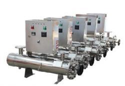 Бактерицидная установка YLCn-2500 100 м3 ч
