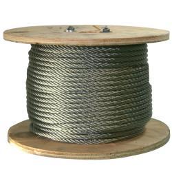 Канат стальной нержавеющий ТУ 14-4-278-73 ф 0,55 мм, ф 1,15 ...