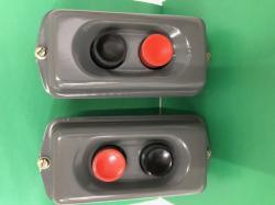 Пост управления КМЗ-2-43 IP 40 2,5А 380В-220В