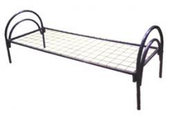 Двухъярусные металлические кровати оптом
