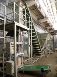 Автомат для фасовки гранулированных продуктов
