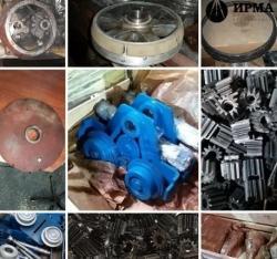 Новые запчасти к тельферам болгарского производства