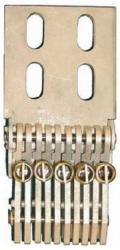 Втычные контакты, ножи, шины для АВМ, АВ2М, Электрон