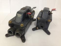 Посты двухкнопочные КУ 123-21, КУ 123-22, КУ 123-23