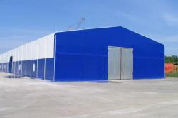 Ангары, склады, спортивные сооружения