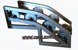 Ролик монтажный угловой РКУ 4-120А