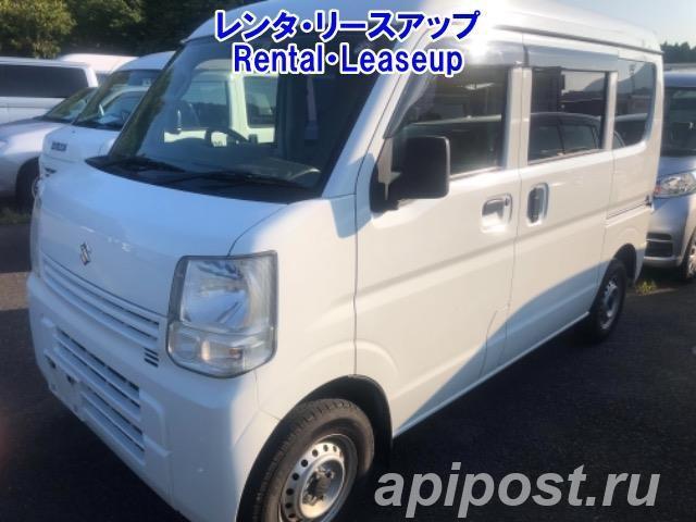 Грузопассажирский микроавтобус Suzuki Every минивэн микровэн - МОСКВА