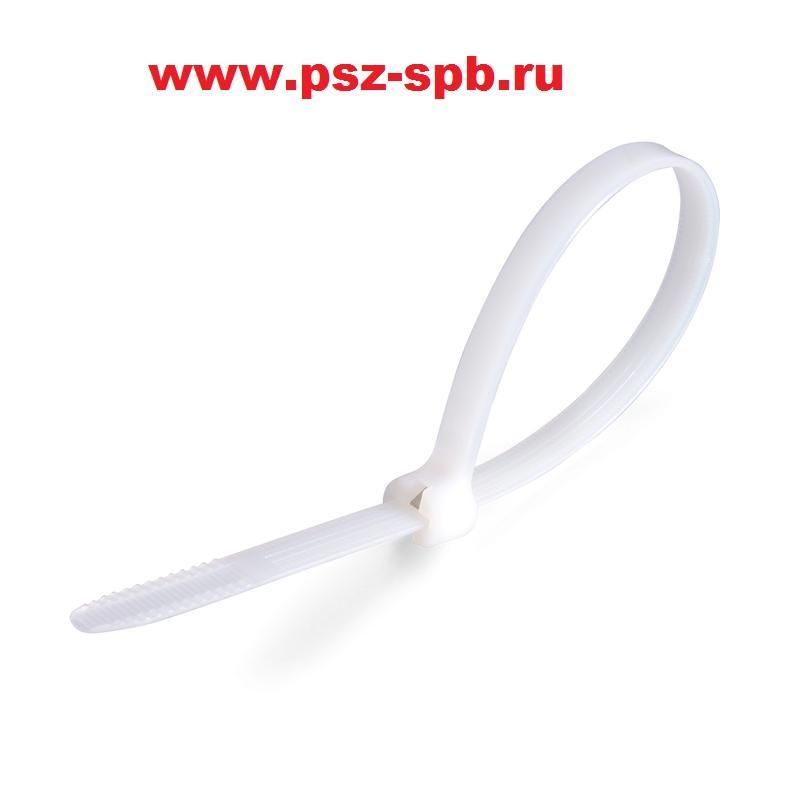 Cтяжки крепежные с зубом из нержавеющей стали - САНКТ-ПЕТЕРБУРГ