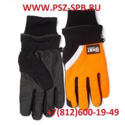 Перчатки утепленные, серия ПРОФИ С-42XL КВТ
