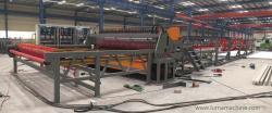 Станок для производства сварной арматурной сетки