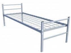 Кровати металлические бюджетные в санатории и лагеря