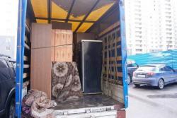 Услуги грузовых перевозок из Москвы по России