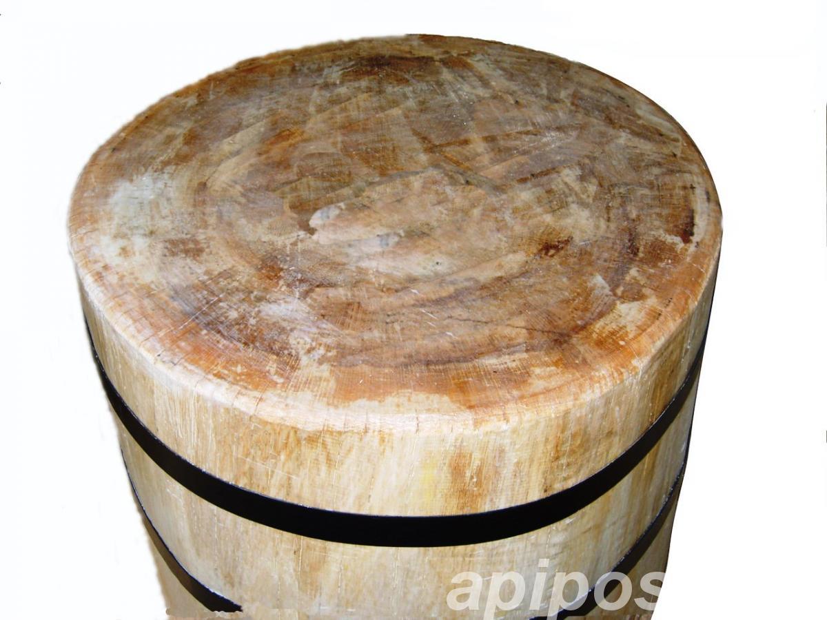 Колода массив дуба для мясного магазина - КРАСНОДАР