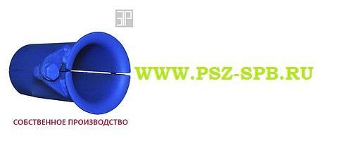 Вводной патрубок простой ВП127 127-138мм - САНКТ-ПЕТЕРБУРГ