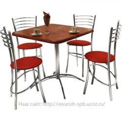 Вся мебель для кафе, баров и ресторанов от производителя.