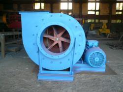 Промышленные пылевые вентиляторы ЦП 7-40 для ...
