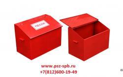 Ящик для песка купить в СПб