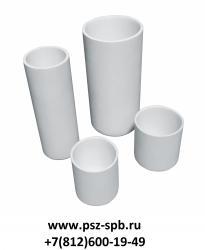 Керамические корундовые тигли