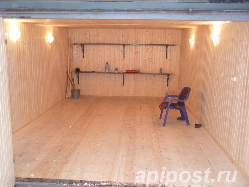 Ремонт гаража, подрезать, замена петель, отделка - САНКТ-ПЕТЕРБУРГ