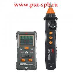 Тестер кабельный трассоискатель Модель MS6816