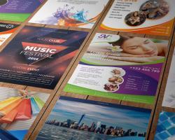 Типография. Визитки, листовки, буклеты, баннеры, календари