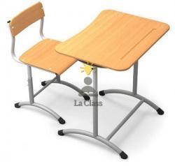 Школьные парты и стулья от производителя.