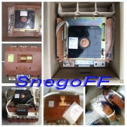 ВА 5543 1600А стационарный с электромагнитным приводом