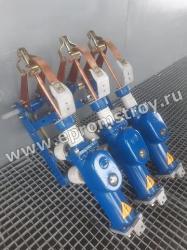 Продам комплект выключатель ВМГ-10 с приводом ПЭ-11