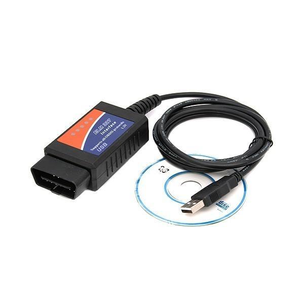 Диагностический сканер ELM327 USB pic18f25k80 - ТЮМЕНЬ