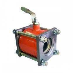 Кран КШЦФ-80 для бензовозов