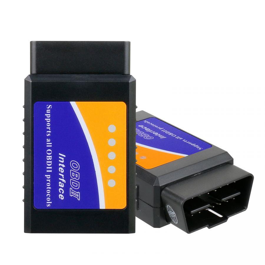 Сканер Elm327 Bluetooth v1.5 чип PIC18F25K80 большой - ТЮМЕНЬ