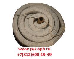 Шнур из керамического волокна LYTX - 208 C2 d 25мм круглый