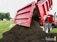 Песок щебень керамзит чернозём с доставкой